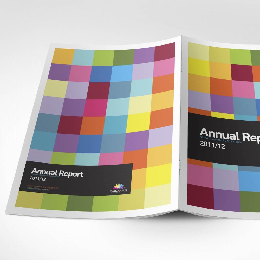 Karmand Community Centre Brochure Cover