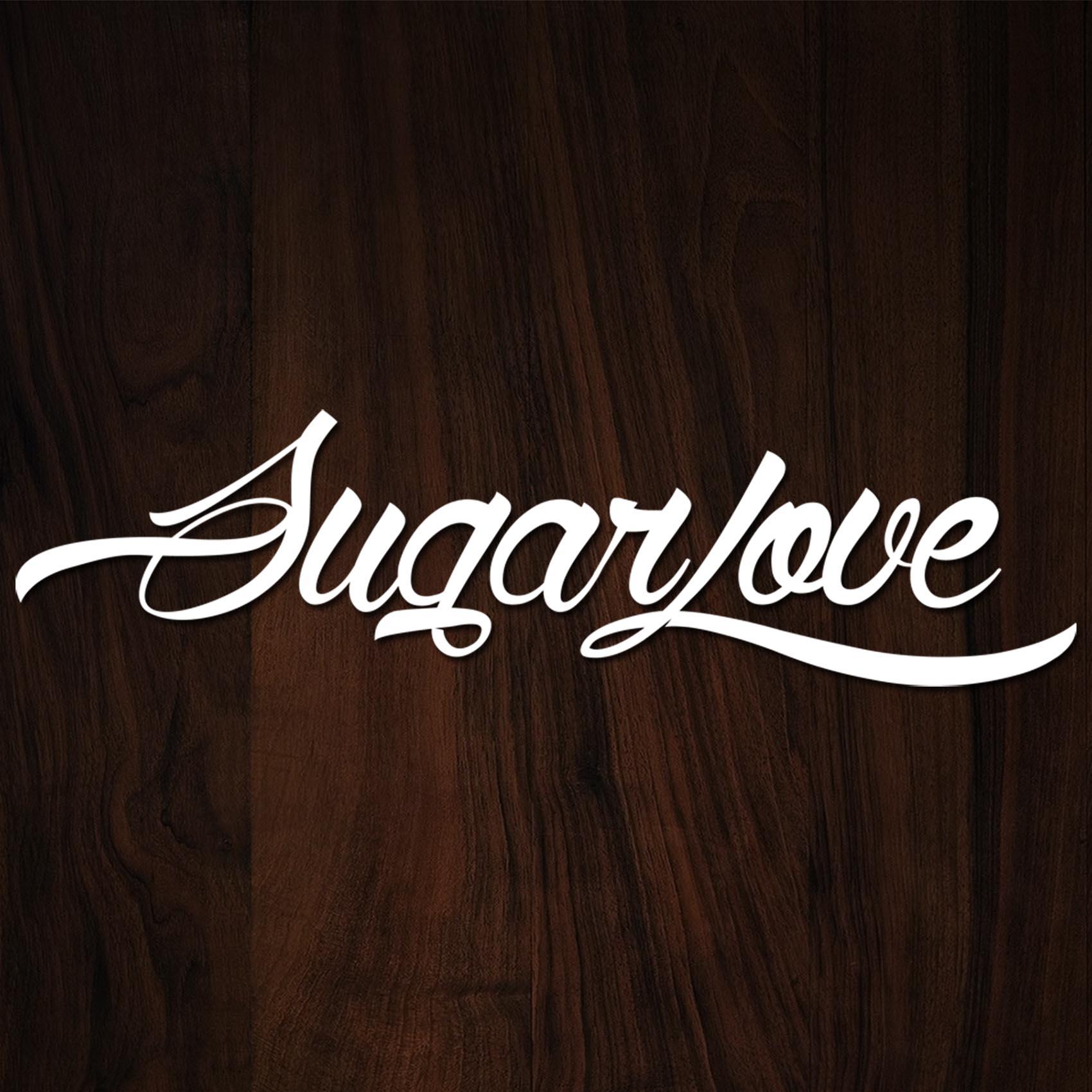 Sugarlove Branding Logo
