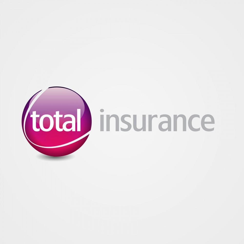 Total Insurance Branding Logo